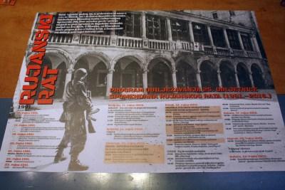 Obilježavanje 25. obljetnice spomendana Rujanskog rata: Središnja proslava u Šibeniku