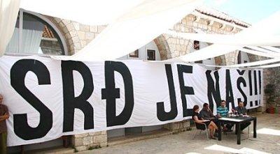 Danas u Dubrovniku (foto Zelena akcija)