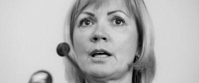 Portret tjedna/Bernardica Juretić, ex-ministrica socijalne politike i mladih: U ime obitelji…i straha od Boga