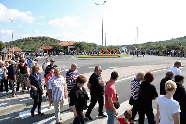 Prosvjed (Foto: H. Pavić)