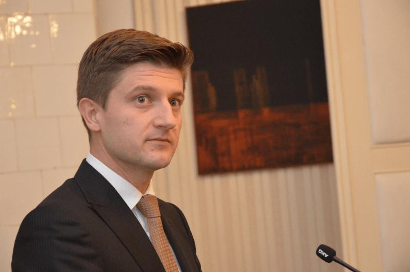 Ministar financija Zdravko Marić (Foto: Vlada RH)