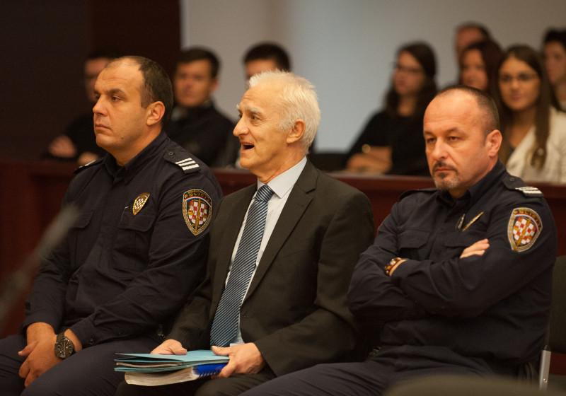 Svjedoci na suđenju kapetanu Draganu opisivali torture u kninskom zatvoru