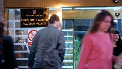 Inicijativa Vijeća FFZG-a: Sada se jasno vidi da problem nije bio samo bivši dekan, nego i rektor…
