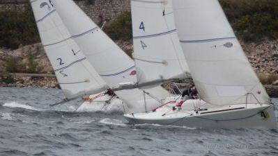 Match race dvoboj u Šibeniku (Foto: Regate.com.hr)