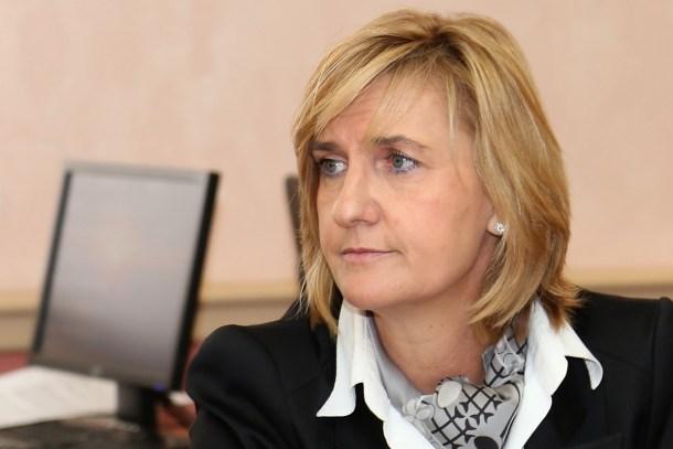 Gradonačelnica Branka Juričev-Martinčev (Foto. Tris/H. Pavić)