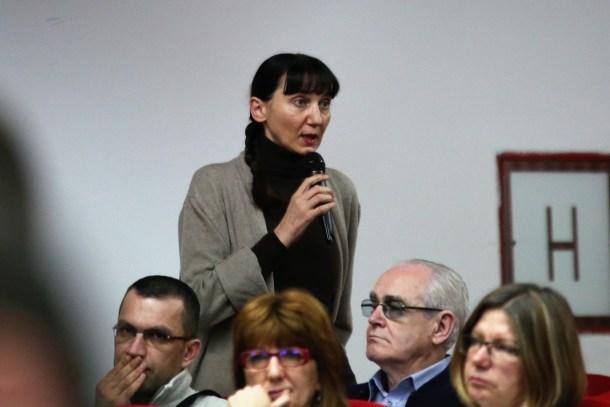 Božena Matijević, novinarka Večernjeg lista (Foto: Tris/H. Pavić)