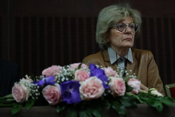 Predsjednica VEM-a i ravnateljica AEM-a Mirjana rakić (Foto: Tris/H. Pavić)