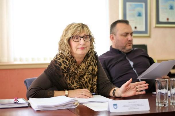 Pročelnica Vesna Franin (Foto: Tris/H. Pavić)