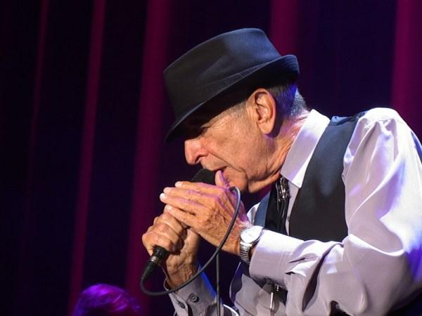 Leonard Cohen (Foto: Zoran Stajčić/ravnododna.com)