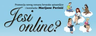 Marijana Perinić predstavlja novi roman u Šibeniku