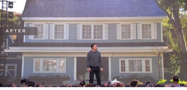 Kuća u kojoj su boravile 'Kućanice' sada ima novi crijep (foto: printcscreen www.tesla.com)