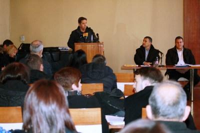 Županijska skupština: Zbog Solarisa i koncesija na pomorskom dobru zaiskrilo između Stipe Petrine i župana Gorana Pauka
