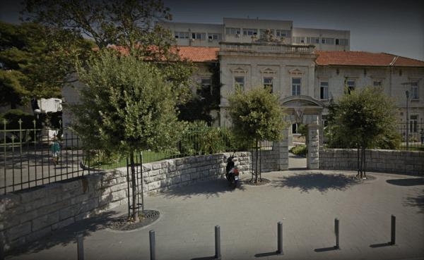 Opća bolnica Zadar (Foto: Google maps)