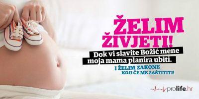 Pravobraniteljica za ravnopravnost spolova Višnja Ljubičić: ProLife kampanja majke naziva ubojicama