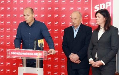 Šibenski SDP: Ne treba nam tematska sjednica o benzinskim crpkama već o odgovornosti gradonačelnika Burića koji radi protiv interesa Šibenika