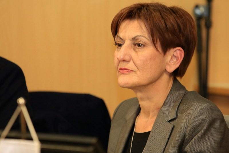 Potpredsjednica Vlade Martina Dalić podnijela ostavku