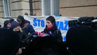 """Prosvjed protiv """"kriminaliziranja"""" solidarnosti"""
