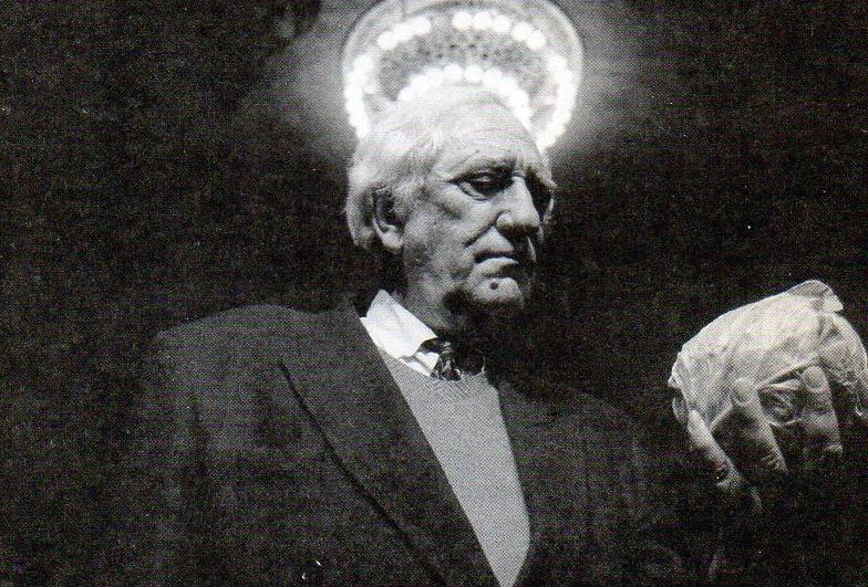 Ivo Brešan (Foto: Ante Baranić)