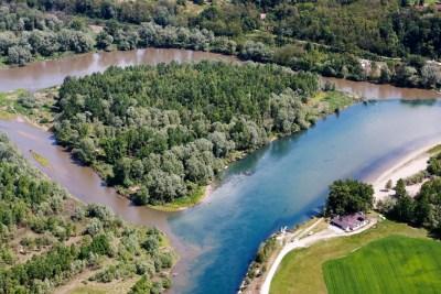 Rijeka Drava/Izvor:Drava Life/ Foto:Goran Šafarek