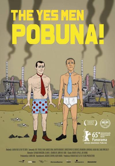 """The Yes Men: Pobuna!"""
