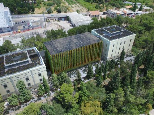 Palacin, budući Sveučilišni kampus ili studentska spavaonica (Foto: šibenik.hr)