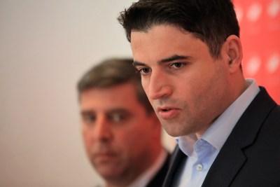 Davor Bernardić (Foto: tris/H. Pavić)