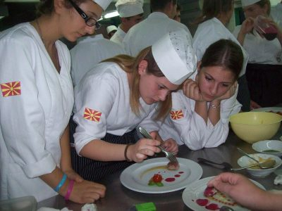 """Šibenska """"Molekularna gastronomija"""" proglašena projektom godine u Makedoniji"""