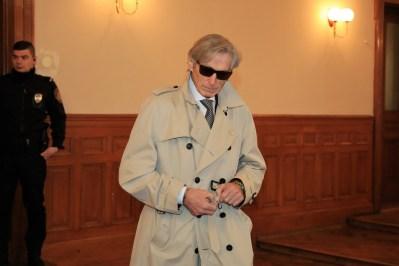 Tomo Horvatinčić ulazi u sudnicu (Foto: Tris/H. Pavić)