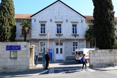Šibenska bolnica (Foto: Tris/H. Pavić)