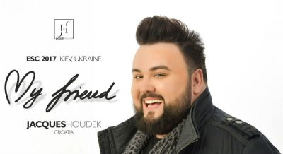 Jacques Houdek na Eurosongu: Jedna pjesma, a njih dvoje, ustvari on jedan, odnosno… ma komplicirano je