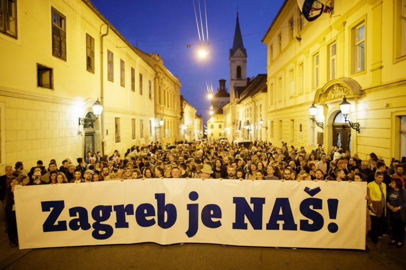 ZG je naš! i drugi: Bit ćemo u čvrstoj opoziciji Bandiću, puhat ćemo za vrat svim ostalim političkim opcijama…