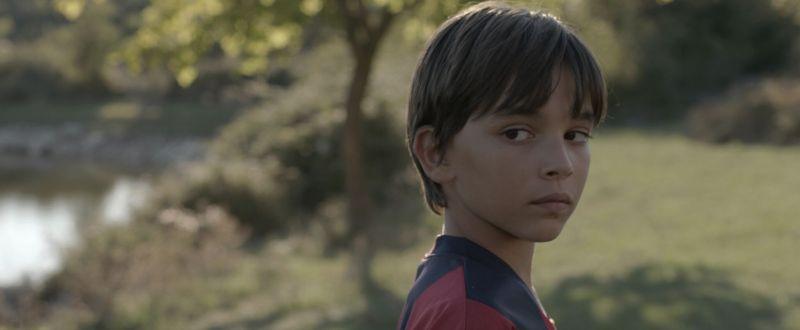Roko Glavina kao Jakov u filmu 'Trešnje' (foto Trešnje)