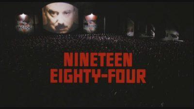 U američkim kinima ponovno na repertoaru '1984.'