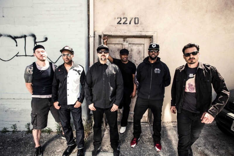 Prophets Of Rage (Foto: Travis Shinn)