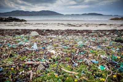 Velika plavetnila: Najveći deponij plastičnog otpada