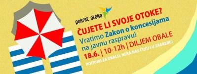 Nedjelja: Zatrubi, zazvoni i zaviči za obalu i otoke, neka se čuje u Zagrebu!