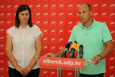 """Šibenski SDP: Šibenski Vodovod očito ima novca """"na bacanje"""", pa neka smanji cijenu vode građanima"""