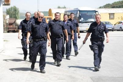 Knin, Policija, Oluja foto H. Pavic (18)