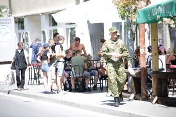 Knin, Policija, Oluja foto H. Pavic (5)