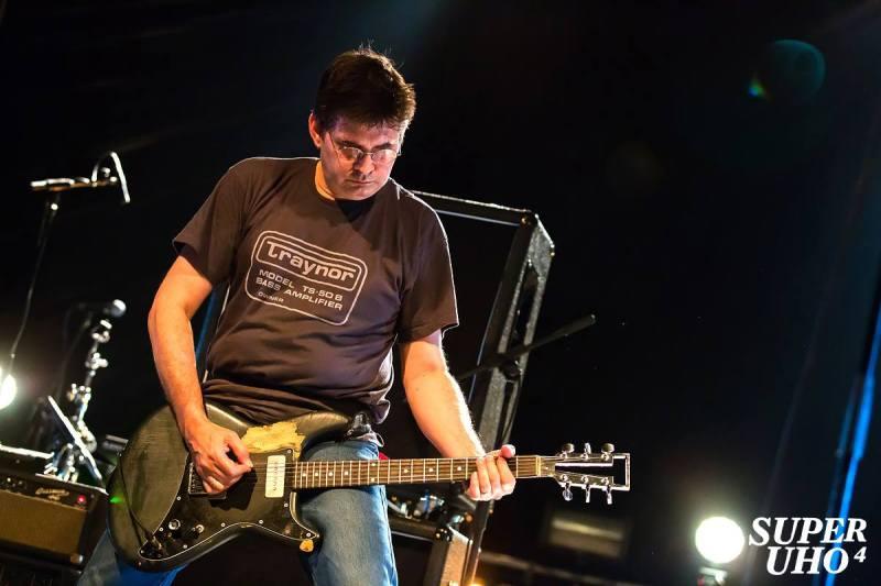 Steve Albini (Foto: Tomislav Sporiš/SuperUho)