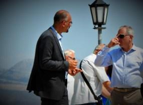 Opet dva gradonačelnika (foto TRIS/G. Šimac)