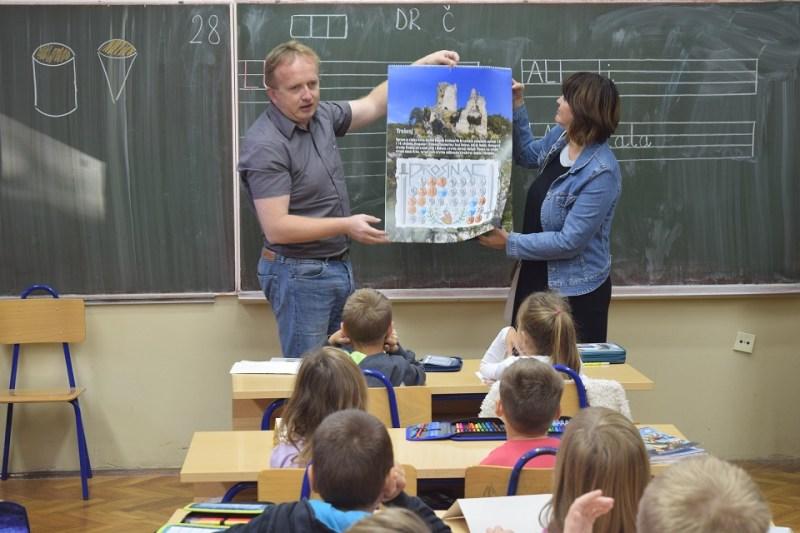 Predstavljanje Krkinog kalendara (Foto: NP KRKA)