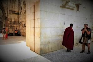 Rimljani nakon opsade (foto TRIS/G. Šimac)