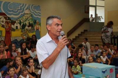 Ravnatelj O.Š. Vodice, Grgo Friganović