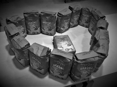 Srce od doniranog brašna (foto Socijalni dućan)