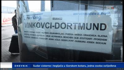 'Šoferšajba' egzodus-prometala (foto print screen HRT)