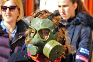 Radio-biološko-kemijska opasnost - foto TRIS/G. Šimac