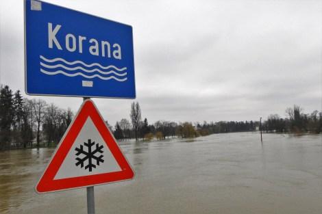Korana (foto TRIS/G. Šimac)