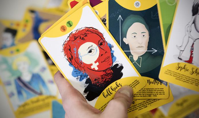 """Zaigrajte na ove karte: """"Strašne žene"""" prva hrvatska društvena igra posvećena ženama u crowdfunding kampanji"""