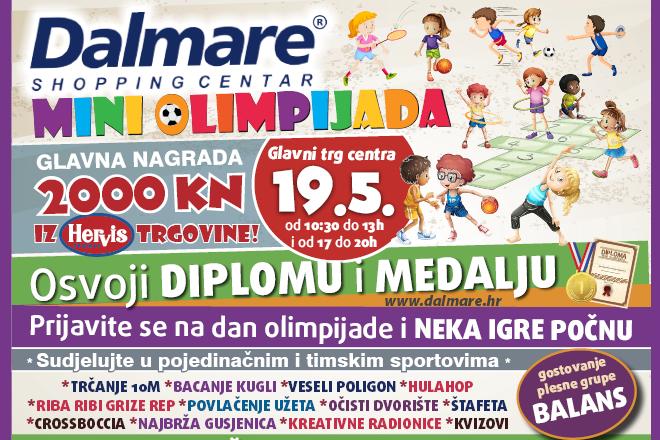 Postani Dalmare olimpijac